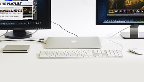 LandingZone | Docking Stations for Apple MacBook Computers